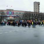 95 лет Кировскому району Санкт-Петербурга панорама