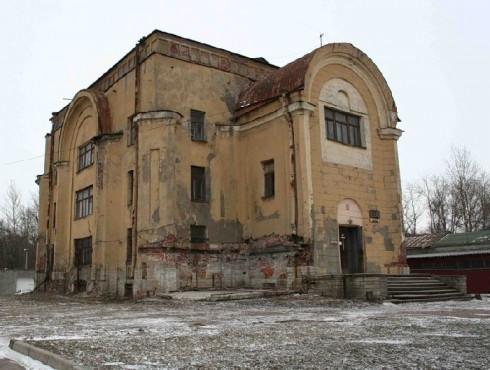 Храм Святой Троицы подворье Череменецкого монастыря