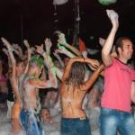 Justiniano Club Park Conti Пенная вечеринка