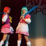 Фестиваль аниме AVAEXPO 2012