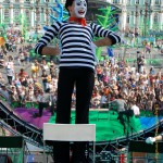 Международный день защиты детей в Санкт-Петербурге