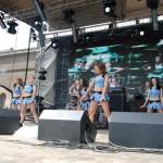 День Молодежи у Петропавловской крепости 2011 год