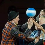 Цирк на Фонтанке клоун Шиндров