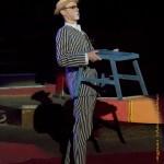 Цирк на Фонтанке клоунская группа Микос