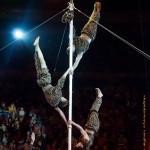 Цирк на Фонтанке гимнасты на вертикальной мачте – Питер Онгака