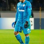 Лига Чемпионов Зенит-Малага