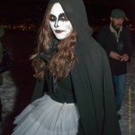 Хэллоуин 2012 на Стрелке Васильевского острова