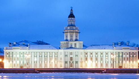 Зимний Санкт-Петербург в панорамах