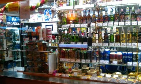 торговля пивом в ларьках с 1 января