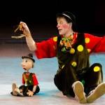 Медведи-канатоходцы или Мамба-Карамба Цирк на Фонтанке