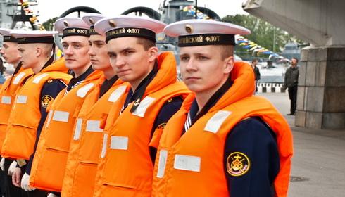 набор кадетов в 2013г.