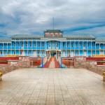Рыбинск - центральный причал