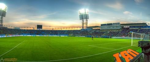 "Экскурсия на стадион ""Петровский"""
