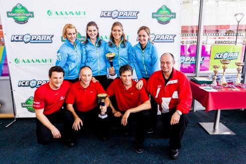 турнир по кёрлингу Адамант-Трофей 2013