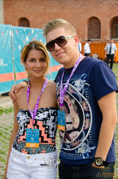 Марсель и Катя Кляйн