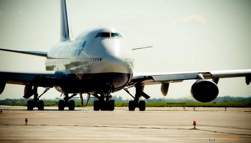 Трансаэро Боинг 747