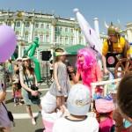 День защиты детей на Дворцовой