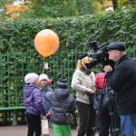 Закрытие фонтанов в Летнем саду
