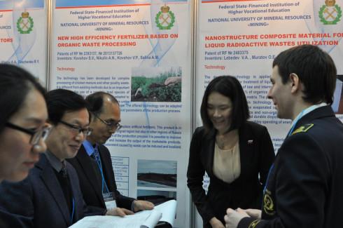 Разработки ученых Горного университета на ярмарке инноваций в Корее