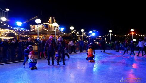 Рождественская ярмарка в Штутгарте
