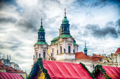 Церковь святого Микулаша, Церковь святого Николая