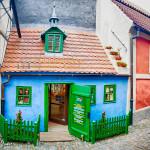 Злата улица в Праге