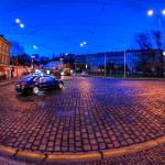 Ночьная Прага