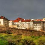 Панорама Праги с Петршинского холма