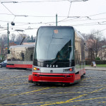 Трамвай Праги