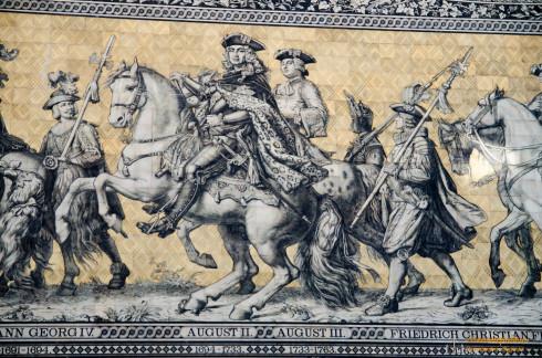 Пано Шествие князей