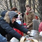 Масленница в Михайловском саду