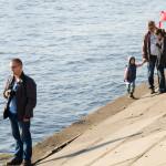 буксировка Авроры в Кронштадт