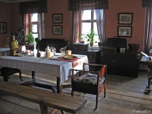 Литературное путешествие по Белорусскому тракту (Выра и Рождествено)