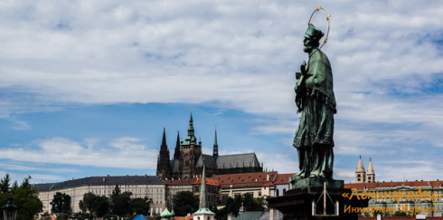 Путешествие по Чехии