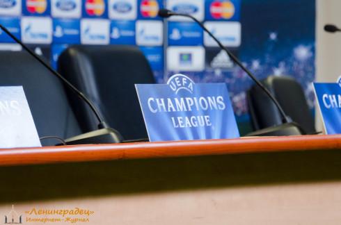 Лига Чемпионов. Монако - Зенит