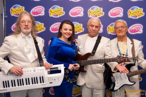 Легенды Ретро FM 10 лет Поющие гитары