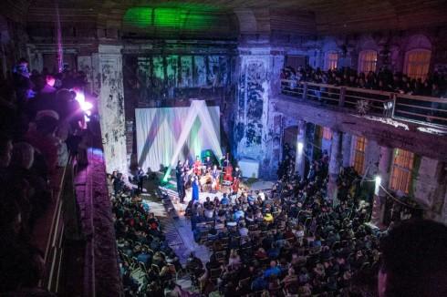 Концерт в Анненкирхе