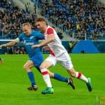Зенит - Славия. Лига Европы